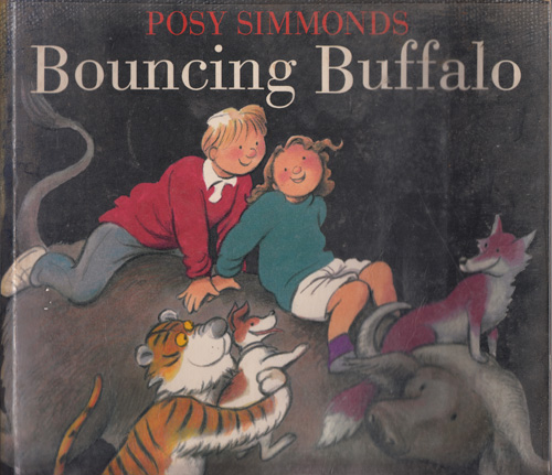 Bouncing Buffalo, by Posy Simmonds (1994)