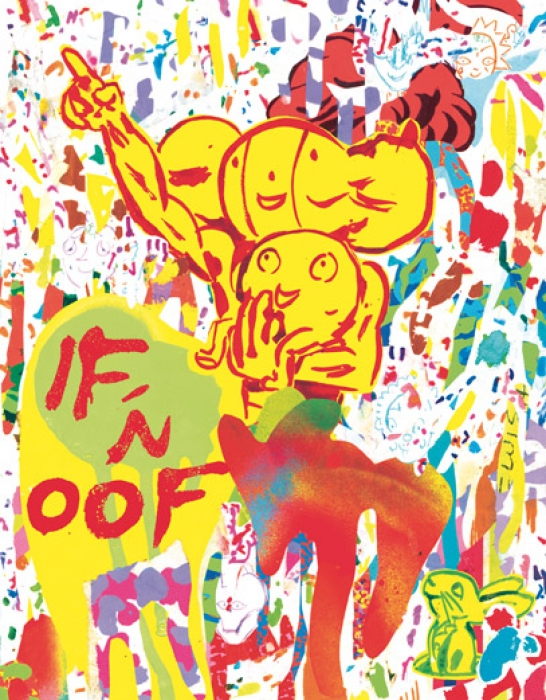 If 'n Oof, by Brian Chippendale (2010)