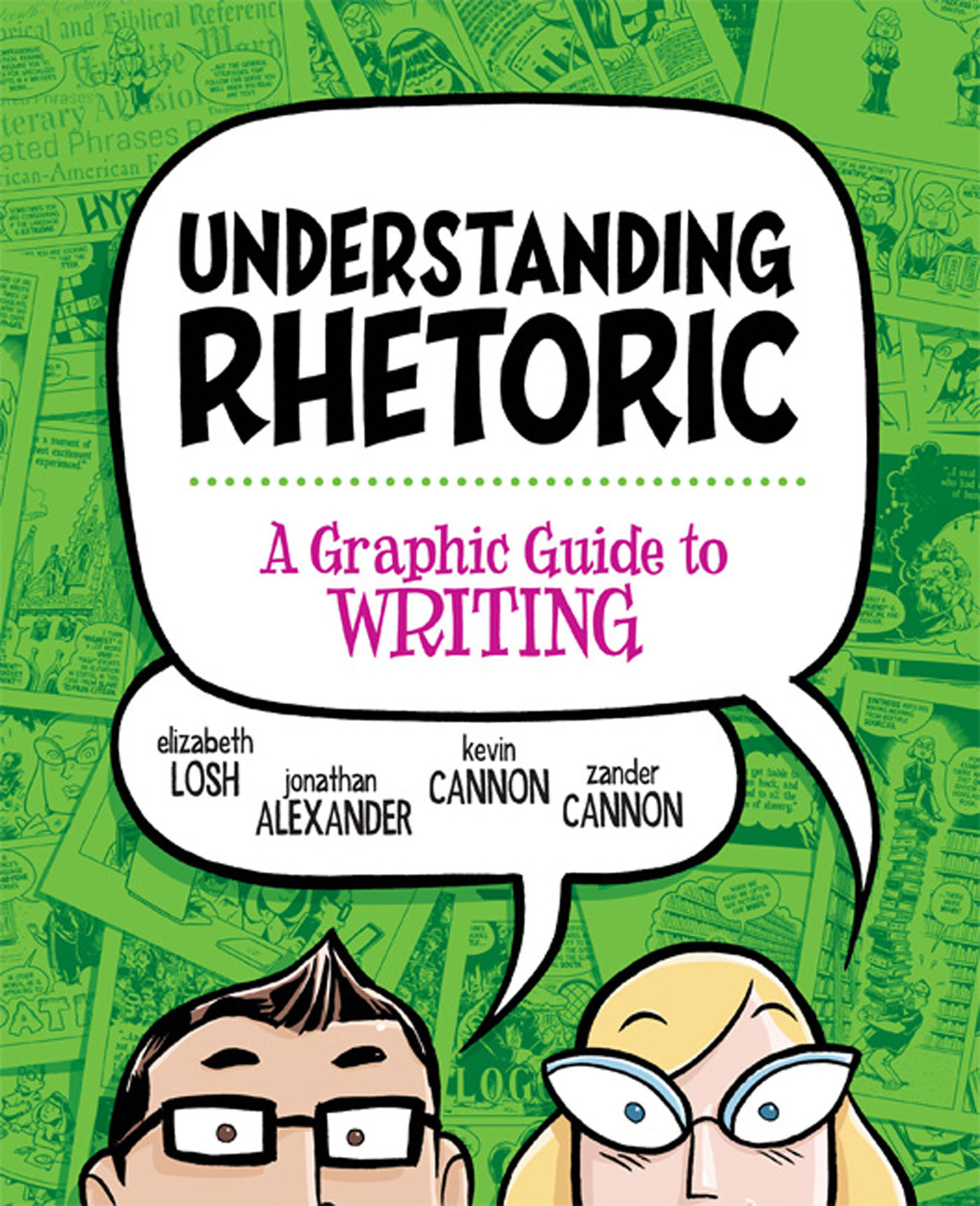 Understanding Rhetoric cover