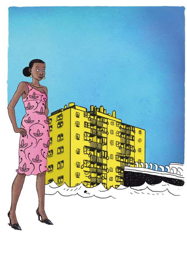 Clement Oubrerie Marguerite Abouet_ Aya de Yopougon